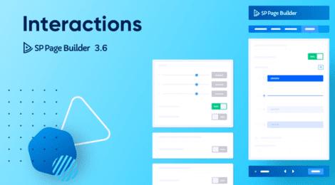 SP Page Builder Pro v3.6.3