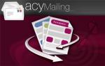 AcyMailing Entrprise v6.1.8