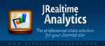 JRealtime Analytics 3.5.3 - Joomla Site Analytics